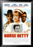 A Enfermeira Betty Pôsteres