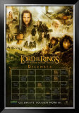 The Lord of the Rings: Motion Picture Trilogy - Special Release: Tolkein Month Pôsters