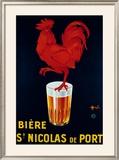 Biere St. Nicolas de Port Impressão giclée emoldurada por Marcellin Auzolle