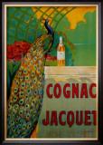 Cognac Jacquet Posters por Camille Bouchet