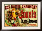 Jouets Posters