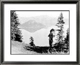 Northwest Nez Perc Framed Giclee Print by Edward S. Curtis