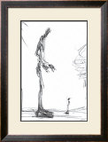 Dessin I Pôsters por Alberto Giacometti
