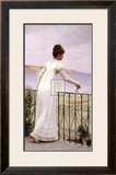 Favour Prints by Edmund Blair Leighton