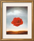 Rose Meditative, c.1958 Print by Salvador Dalí
