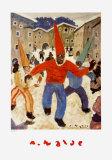 Karneval Kunst av Alfons Walde