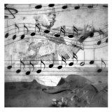 Mozart Poster von Jean-François Dupuis