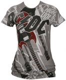 Women's: AC/DC - High Voltage T Shirts