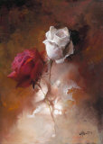 A Couple I Kunst av Willem Haenraets