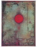 Ad Marginem, c.1930 Poster von Paul Klee