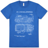 Back to the Future - Schematic Shirt