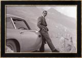 James Bond - Aston Martin Kunst