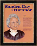 Great American Women - Sandra Day O'Connor Posters