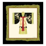 Kimono IV Posters by Nancy Slocum