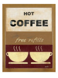 Hot Coffee II Affiches par Norman Wyatt Jr.