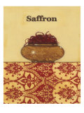 Exotic Spices - Saffron Kunst von Norman Wyatt Jr.