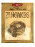 Pancake Mix Affiches par Norman Wyatt Jr.