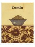 Exotic Spices - Cumin Poster von Norman Wyatt Jr.