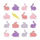 Animal Sudoku in Pink II Posters by Chariklia Zarris