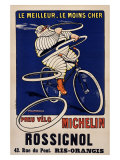 Michelin Giclee Print by H. L. Roowy