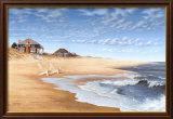 Hampton Beach Prints by Daniel Pollera