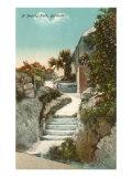 Sketchy Path, Bermuda Kunst