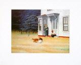 Cape Cod Evening Posters af Edward Hopper