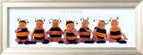 Bumblebee Babies Poster par Anne Geddes