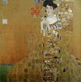 Adele Bloch-Bauer I Posters por Gustav Klimt