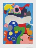 The Rosenblum, 1967 Posters tekijänä Otmar Alt