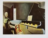 Evocation of the Apparition of Lenin, 1933 Pôsters por Salvador Dalí
