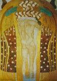 Embracement Affischer av Gustav Klimt