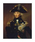 Admiral Sir Horatio Nelson Premium-giclée-vedos tekijänä Lemuel Francis Abbott