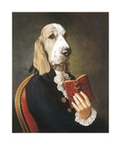 Monsieur Dumas Premium Giclee Print by Thierry Poncelet