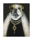 Queen's Counsel Premium Giclée-tryk af Thierry Poncelet