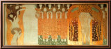 Beethovenfries Kunst von Gustav Klimt