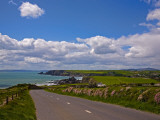 Bunmahon Village, Copper Coast, County Waterford, Ireland Photographic Print