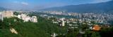View of a City, Caracas, Venezuela Fotografisk trykk av Panoramic Images,