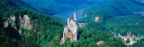 View of a Castle, Neuschwanstein Castle, Bavaria, Germany Fotografisk trykk av Panoramic Images,