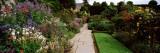 Garden of a Castle, Crathes Castle, Aberdeenshire, Scotland Fotoprint van Panoramic Images,