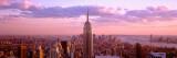 View of City, Rockefeller Center, Midtown Manhattan, Manhattan, New York City, New York State, USA Fotografisk trykk av Panoramic Images,