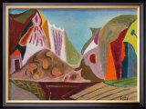 Landscape Arte por Werner Gilles
