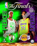 2009-10 NBA Finals Matchup Photo