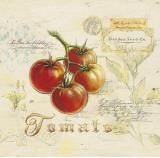 Tuscan Tomato Posters av Angela Staehling