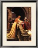 God Speed, c.1900 Prints by Edmund Blair Leighton