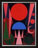 Paques, c.1949 Arte por Auguste Herbin