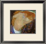 Danae, c.1907 Prints by Gustav Klimt