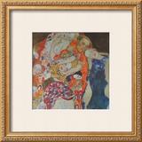The Bride, 1917 (detail) Pôsters por Gustav Klimt