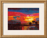 Hot and Getting Hotter Limited Edition Framed Print by Kirsty Wither