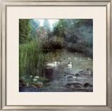 Walden Pond Pôsters por Piet Bekaert